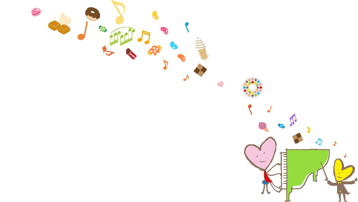お菓子を通じて人と人をつなぐ|SWEET CONDUCTOR